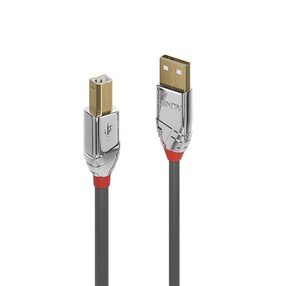 USB 2.0 Type A to B Cable, Cromo Line