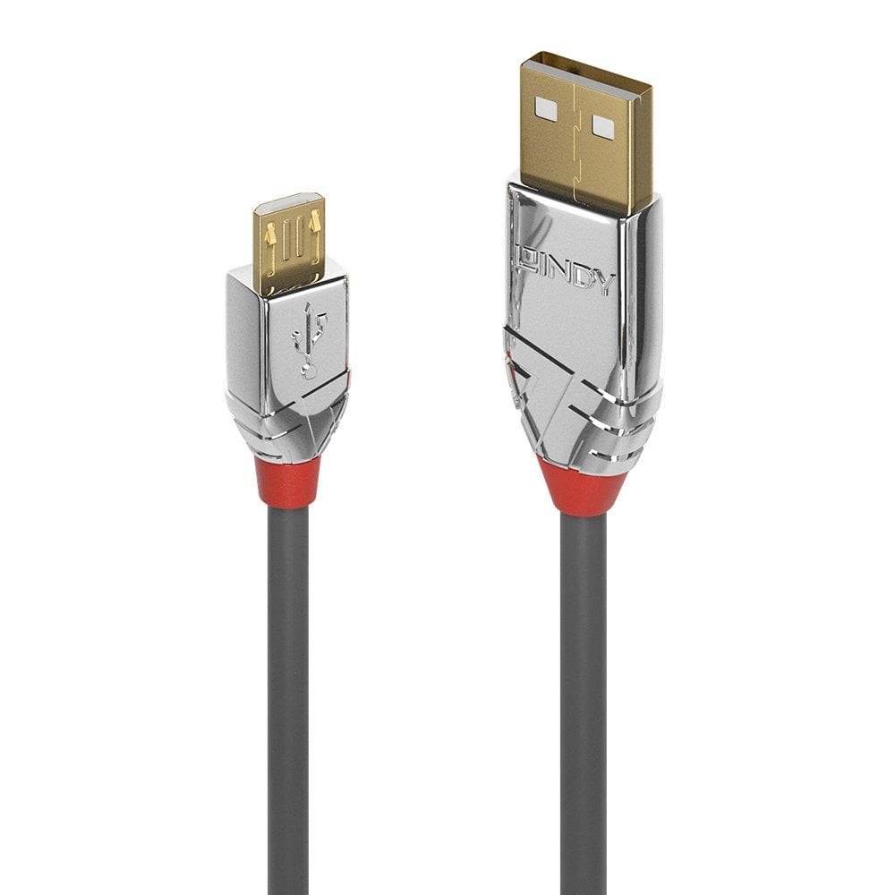 Cromo  USB 2.0 Type A to Micro-B Cable, 0,5m