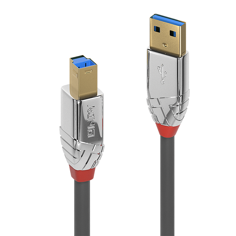 Cromo USB 3.0/3.1 Cable, Type A/B