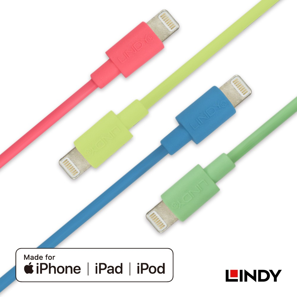 USB to Apple Lightning Cable, 1m