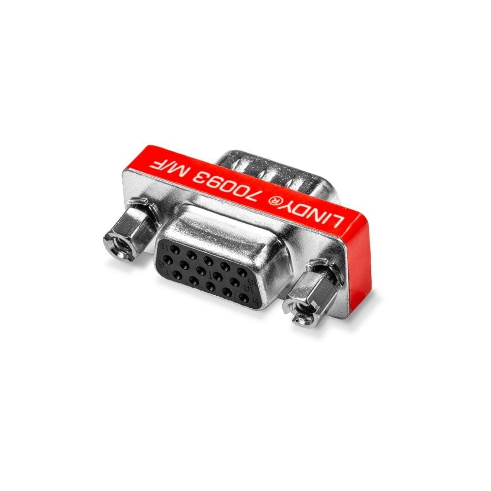 VGA Mini Port Saver 15 Way HD Male/Female