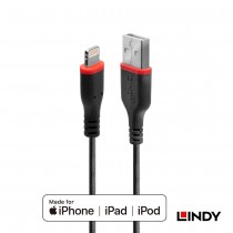 Reinforced USB to Apple Lightning Cable