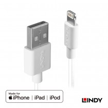 USB to Lightning Cable, White