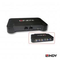 Manual VGA & Audio Switch 2:1