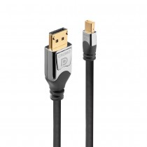 5m CROMO Mini DisplayPort to DisplayPort Cable