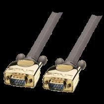 5m Gold VGA Monitor Cable
