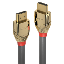 Gold HDMI Cable, High Speed