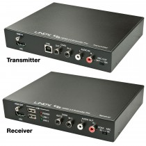 C6 HDMI 4K 2.0 Extender Premium W/HDBaseT 2.0, 100m