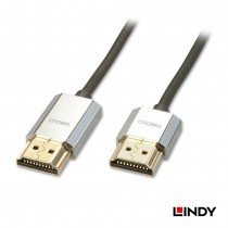 CROMO Slim High Speed HDMI to HDMI Cable with Ethernet, 3m