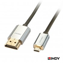 CROMO Slim High Speed HDMI to Micro HDMI Cable with Ethernet 3 - 5m