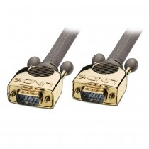 2m Gold VGA Monitor Cable